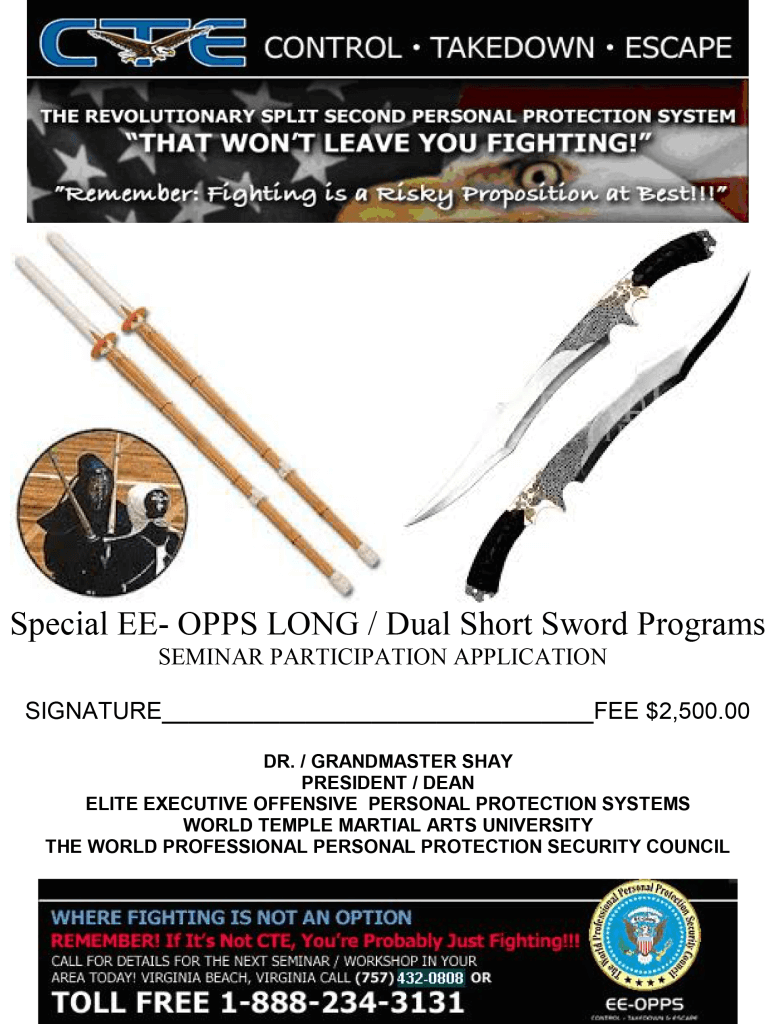 Dual-Short-Sword-Program