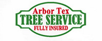 Website for Arbor Tex Tree Services