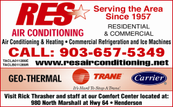 Website for RES Air Conditioning