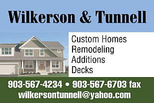 Website for Wilkerson & Tunnell Inc