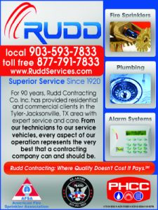 Website for Rudd Services