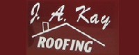 Website for J. A. Kay Roofing, LLC