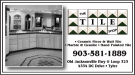 Website for The Tile Shop