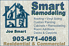 Website for Smart Remodeling & Construction