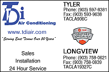 Website for T D I Air Conditioning