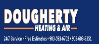 Website for Dougherty Heating & Air