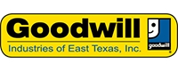 Website for Goodwill Industries of East Texas