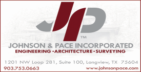 Website for Johnson & Pace Incorporated