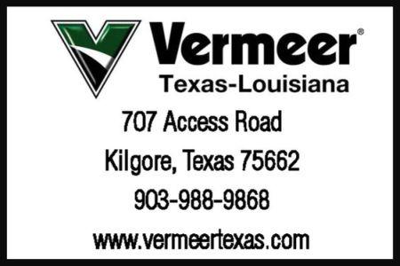 Website for Vermeer Equipment of Texas, Inc.