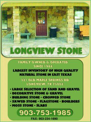 Website for Longview Stone