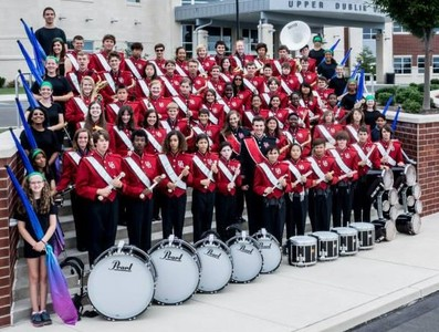 Upper Dublin Marching Cards