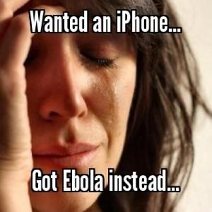 The Ebola Craze