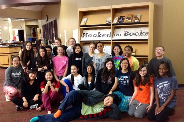 Club Spotlight: Hooked on Books!