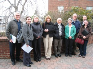 Attendees at the 2013 NJDelMarVaPa Plant Pathology Meeting at UD in March