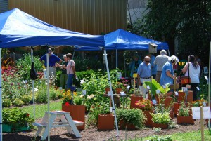 University of Delaware Master Gardener Open House
