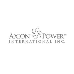 Axion Power Logo