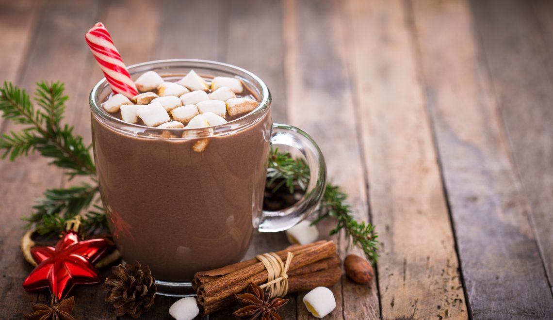 Holiday-Inspired Drink Recipes