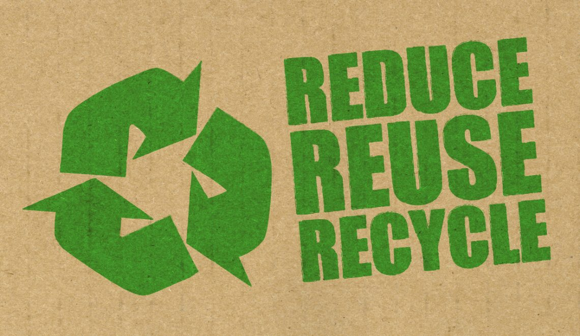 Reduce, Reuse and Recycle in your Home – Tips on How to Start