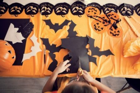 5 Easy DIY Halloween Decorations