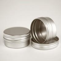 Aluminium Lip Balm Tin 15ml