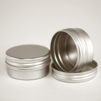 Aluminium Lip Balm Tin 15ml