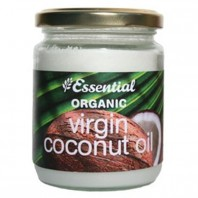 Essential Organic Raw Virgin Coconut Oil 690g