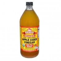 Bragg Raw Unfiltered Apple Cider Vinegar 473ml