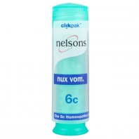 Nelsons Nux Vom 6c 84 Pillules