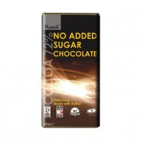 Plamil No Added Sugar Chocolate 100g Dairy Free Sweetened With Xylitol