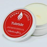 Baldwins Yuletide Aroma Candle 105g