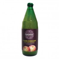 Biona Organic Mother Apple Cider Vinegar 750ml