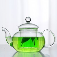 Baldwins Glass Teapot With Infuser 800ml