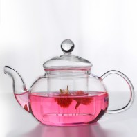 Baldwins Glass Teapot With Infuser 500ml