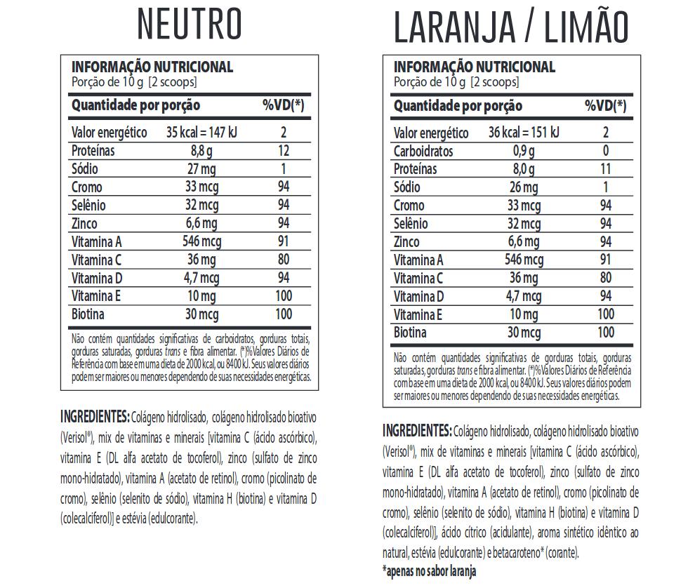 Collagen Renew (colágeno hidrolisado) 300g Nutrify