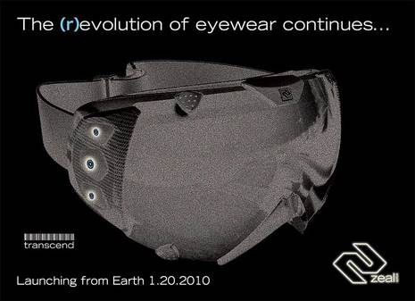 Remember my post about Recon Instrument's snowboarding goggle with the