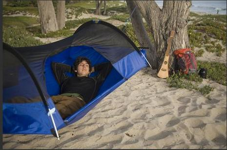Tents, Hammocks and Shelters, Oh My! New Innovations in Wilderness
