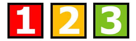 Level 1 2 3 image