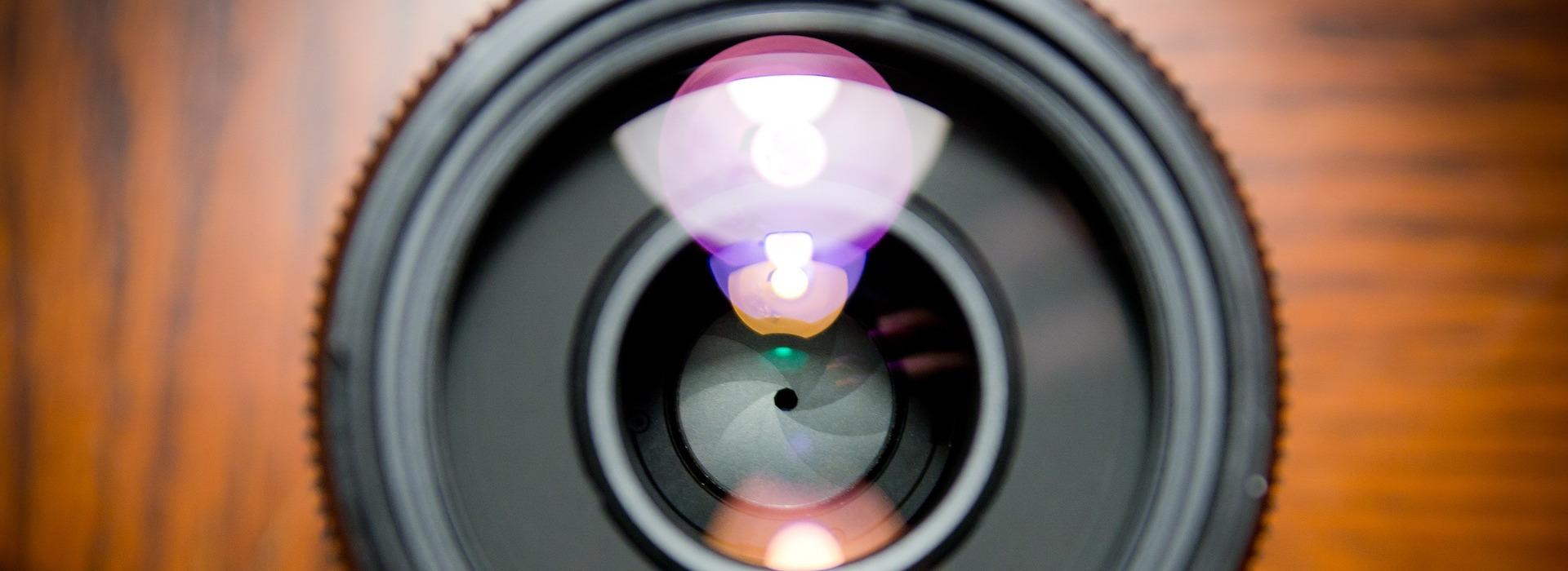 Camera lens 458045 1920