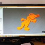Modelo 3D a partir de un dibujo