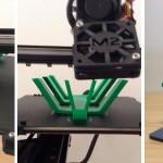 ¿Cuánto se demora en construirse un objeto impreso en 3D?