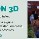 Logros del taller de introducción a la impresión 3D