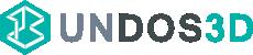 Logo Undos3D Impresión 3D y Diseño 3D