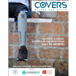 Detalles del proyecto COVERS – Asodisvalle, FADP y UNDOS3D