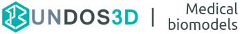 UNDOS3D – Medical Biomodels