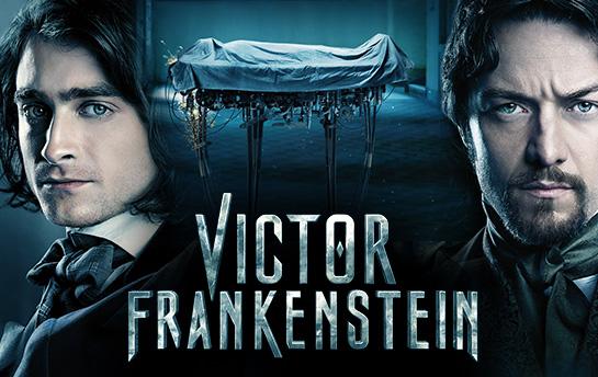 Victor Frankenstien | Banners Campaign + Social Content