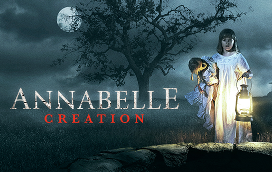 Annabelle Creation | Display Ad Campaign