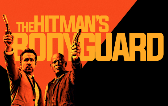 Hitman's Bodyguard | Display Ad Campaign