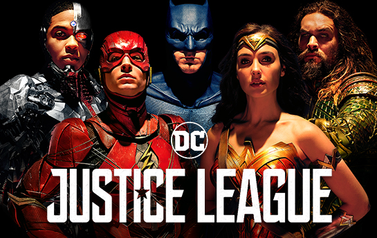 Justice League | Display Ad Campaign