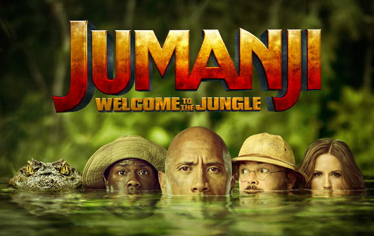 Jumanji | Social Campaign