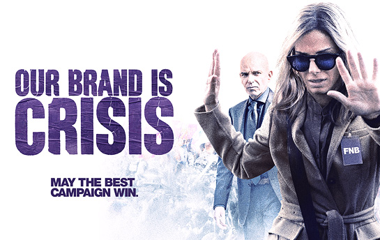 Our Brand is Crisis | Display Ad Campaign